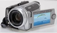 Canon HG10 AVCHD Camcorder Review