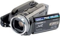 JVC Everio GZ-HD40 AVCHD Camcorder Review