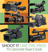 What Features do you Need on a Pro Camcorder?