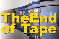 The End of Video Tape