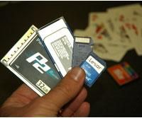 Pick a Card, Any Card: Dealing with the Problems of Card Management