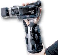 Hoodman WristShot Camcorder Stabilizer Video Stabilizer Review