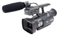JVC Camcorder GY-HM100U Review