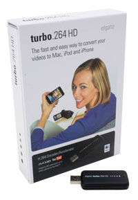 Elgato Turbo 264 HD Mac Video Capture Software and Device Review