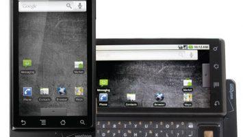 Motorola Droid Smartphone Review