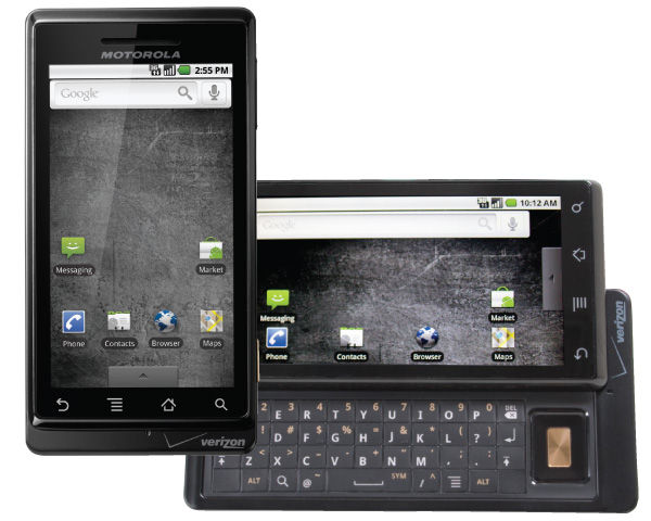 Motorola Droid Smartphone Review