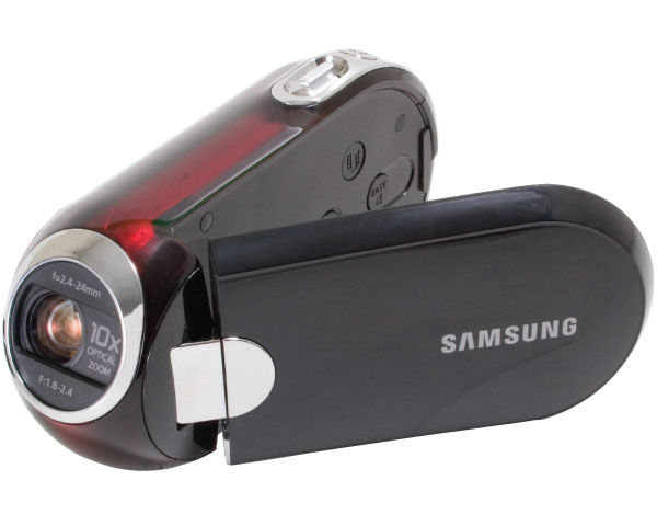 Samsung SMX-C14 Flash/SD Card Camcorder Review