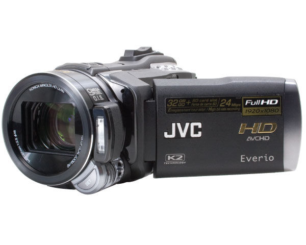 JVC GZ-HM400 HD Camcorder Review - Videomaker
