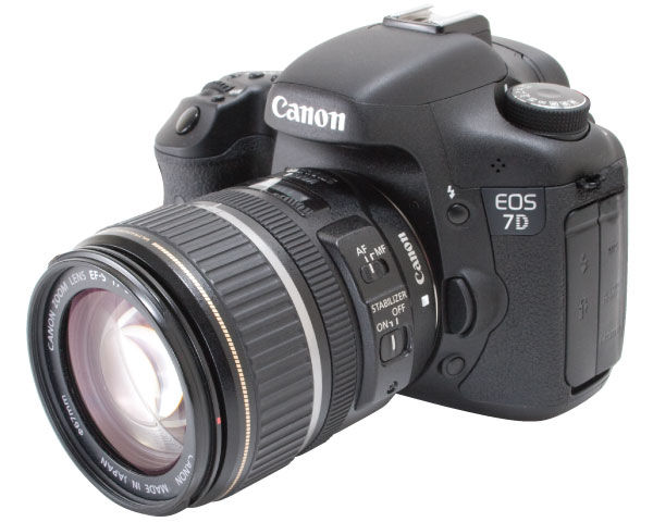 canon eos 7d digital slr camera review videomaker rh videomaker com canon 7d owners manual pdf canon 7d user manual english pdf