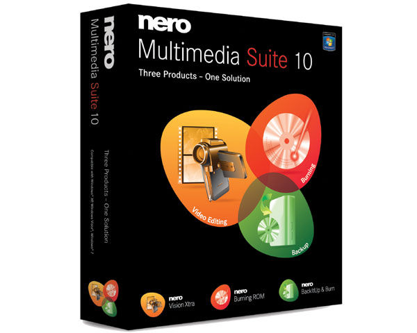 Nero Multimedia Suite 10 Intermediate Editing Software  Reviewed