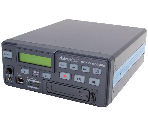 Datavideo DN-400 DV/HDV Video Recorder Review