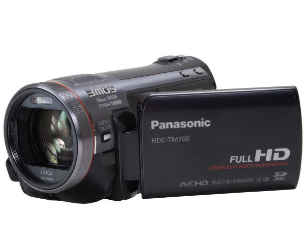 Panasonic HDC-TM700 HD Camcorder Review