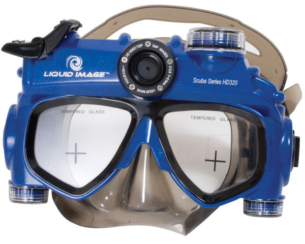 Liquid Image Scuba Series HD Camera Dive Mask Reviewed