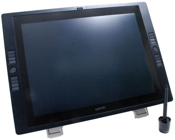 Wacom Cintiq 21UX Interactive Pen Display Tablet Reviewed