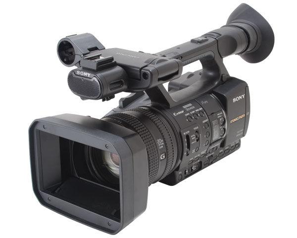 Sony HXR-NX5U HD Camcorder  Reviewed
