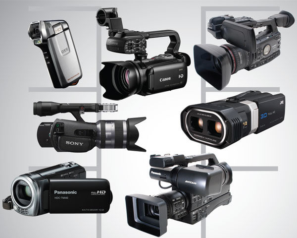 all camcorders buyer s guide videomaker rh videomaker com Central Wisconsin Buyer's Guide Real Estate Buyers Guide