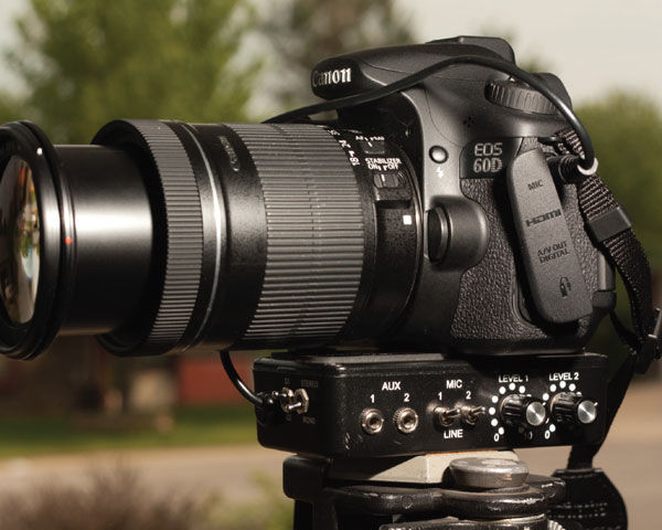 How To Get The Best Audio From Dslr Cameras Videomaker The articles discuss camera settings and techniques specific to dslr and mirrorless csc cameras (compact system cameras). best audio from dslr cameras