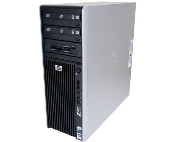 HP Z400 Workstation Reviewed