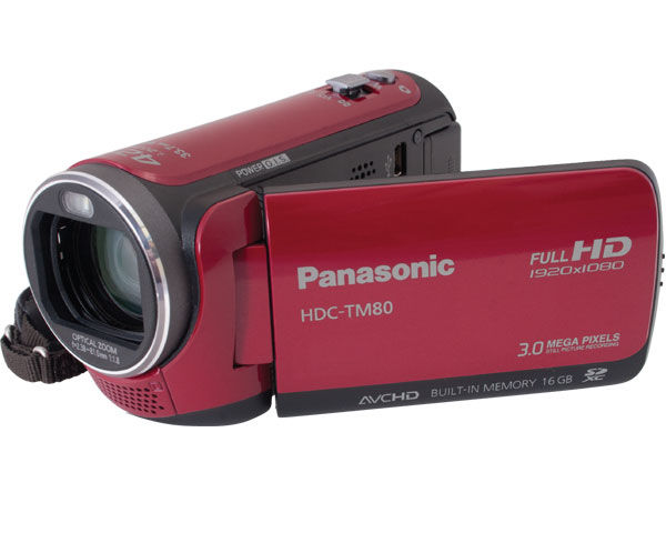 panasonic hdc tm80 hd camcorder review videomaker rh videomaker com Panasonic Manuals Servo Motors Panasonic Viera Manual