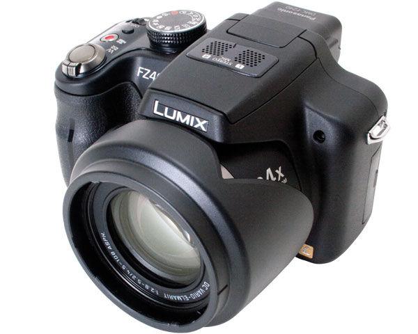 Panasonic Lumix DMC-FZ40  Review