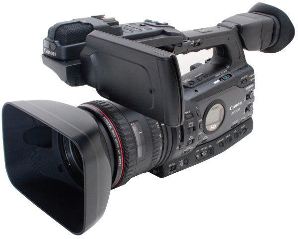 Canon XF300 Professional Camcorder Review