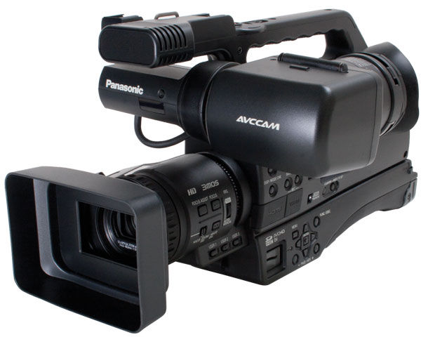 Panasonic AG-HMC80P AVCCAM HD Shoulder Mount Camcorder Reviewed