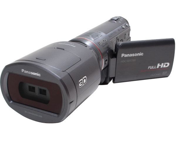 Panasonic HDC-SDT750 3D Camcorder Reviewed