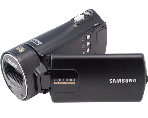 Samsung HMX-H304BN HD Camcorder Review