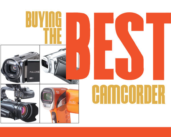 buying the best camcorder all camcorders buyer s guide videomaker rh videomaker com Real Estate Buyers Guide Real Estate Buyers Guide