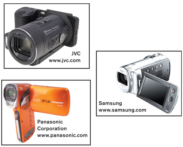 buying the best camcorder all camcorders buyer s guide videomaker rh videomaker com camcorder buyers guide 2017 Buyer's Guide Classified Ads