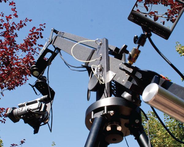 camera-on-crane-shooting-high-angle