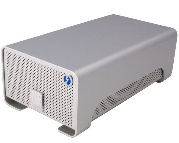 G-Technology G-RAID with Thunderbolt Hard Drive  Review