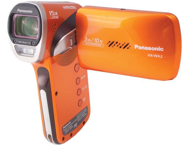 Panasonic HX-WA2 Waterproof Camera Review