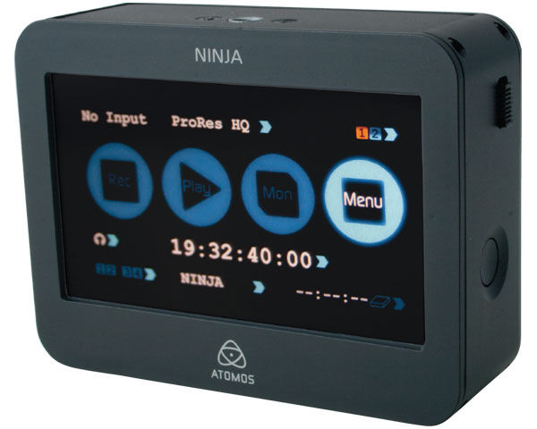 Atomos Ninja Field Recorder Review