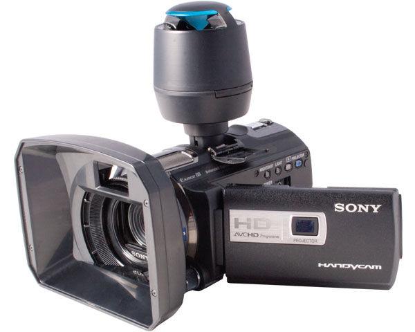Sony HDR-PJ760V Camcorder  Review