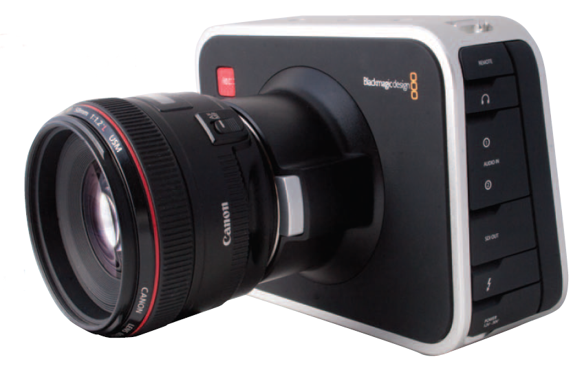 Blackmagic Cinema Camera Review Videomaker