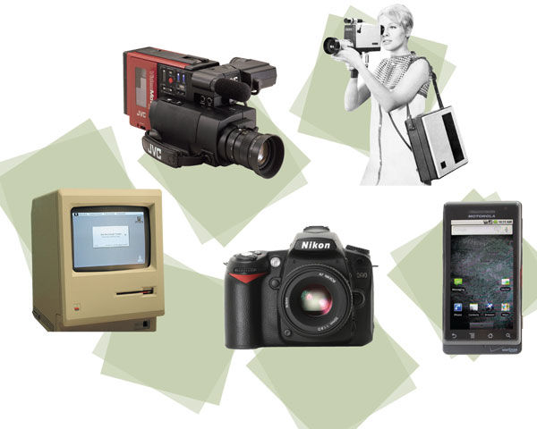 The History of Video