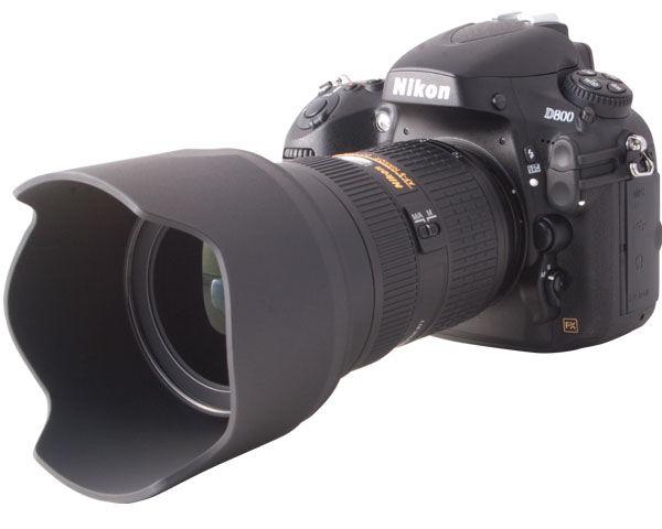 Nikon D800 DSLR Review