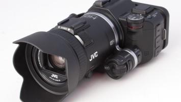 JVC GC-PX100 camcorder
