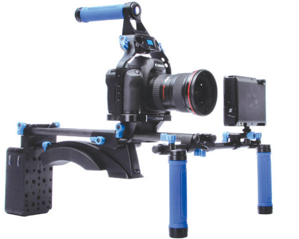 RedRock Micro ultraCage DSLR Field Cinema Bundle