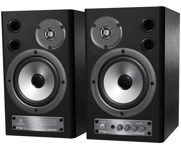 behringer-MS40-2-way-monitors