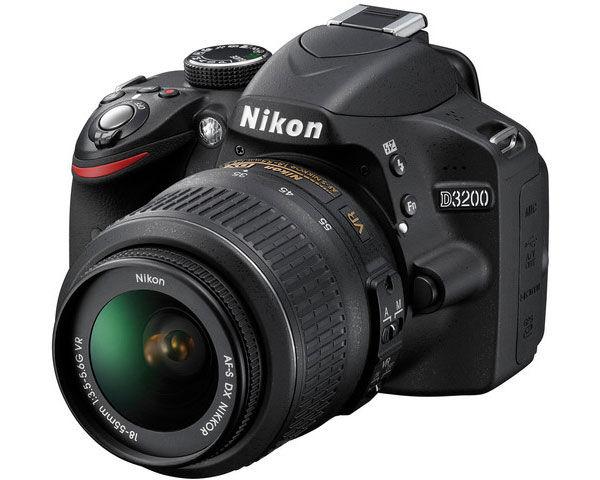 Nikon-D3200-Camera