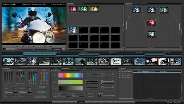 Blackmagic Design DaVinci Resolve Lite - Videomaker