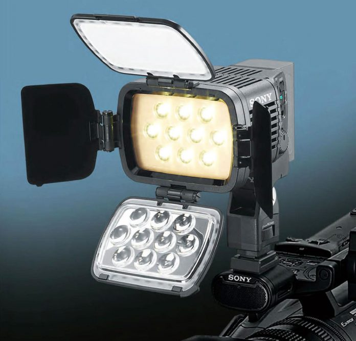 Sony-HVL-LBPB-LED-Video-Light