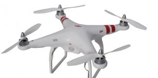 DJI Innovations Phantom Quadcopter