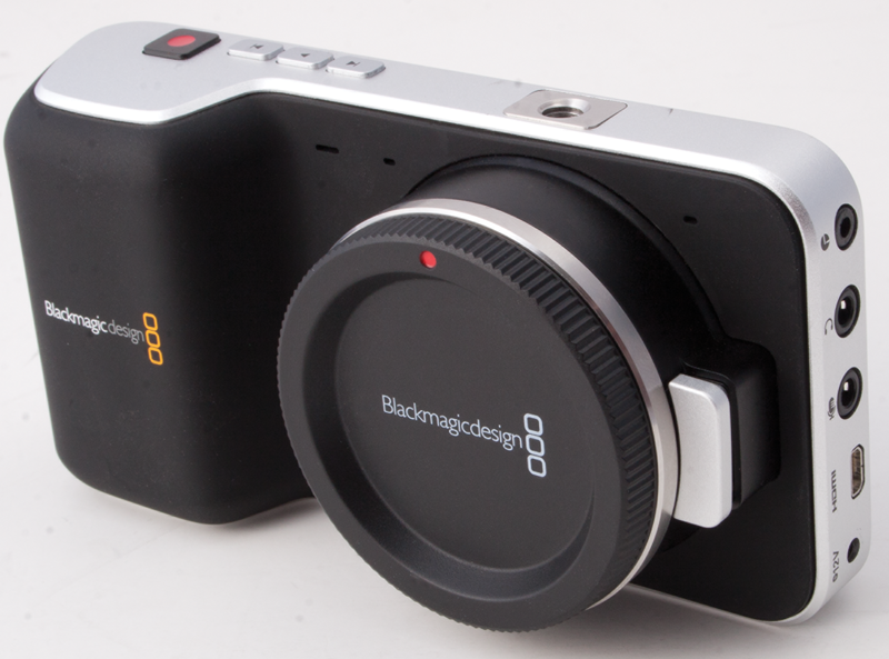 Blackmagic Design Pocket Cinema Camera Review Videomaker