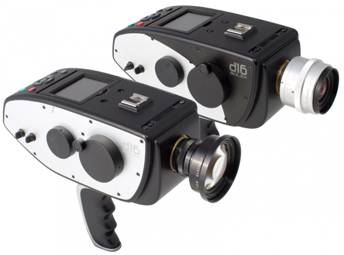 Digital Bolex D16 and D16M