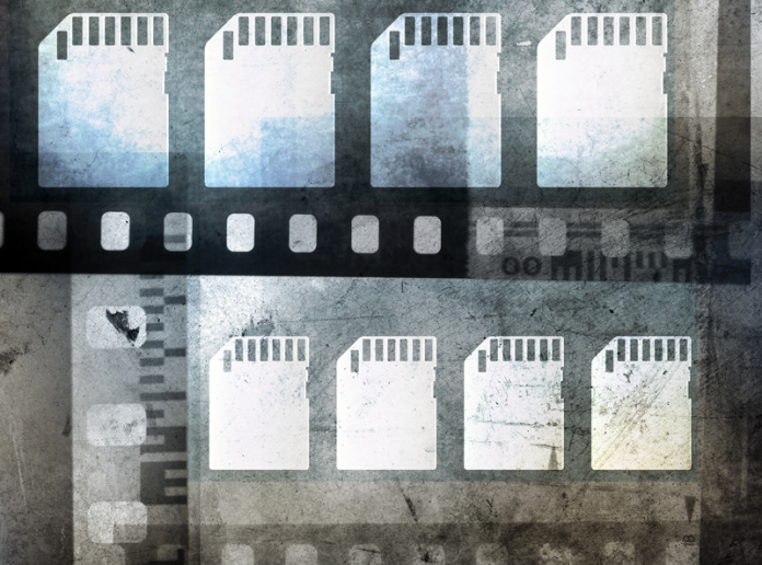 From Celluloid to Ones and Zeros