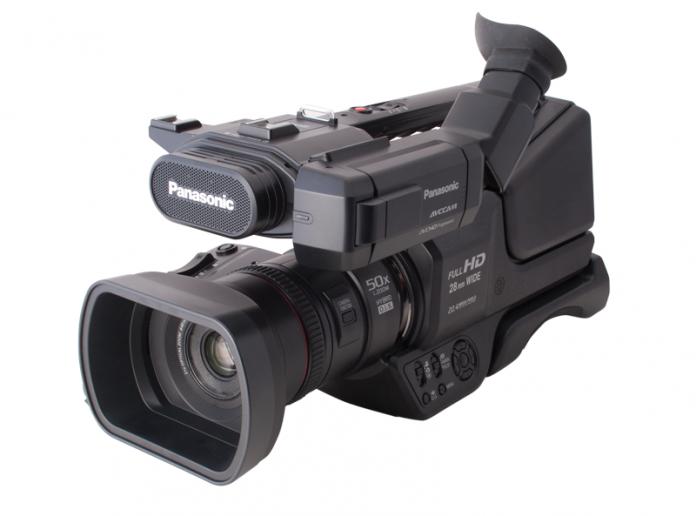Panasonic AG-AC8 Shoulder Mount Camcorder Review