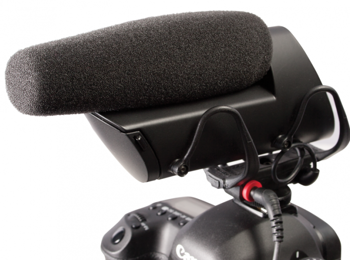 The Shure Lens Hopper VP83F